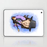 Stevie Ray Vaughan Laptop & iPad Skin