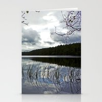 Loch Garten, Scotland.  Stationery Cards