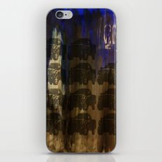 Death Of Detroit  iPhone & iPod Skin
