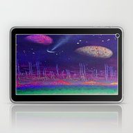 Laptop & iPad Skin featuring Earth To Space 1 By Ruck… by Dedmanshootn