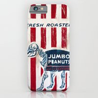 iPhone & iPod Case featuring Jumbo Peanuts by Carl Floyd Medley III