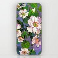 Blue Spring iPhone & iPod Skin