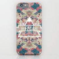 FALL LOVE iPhone 6 Slim Case