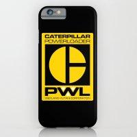 iPhone & iPod Case featuring Weyland/Cat PowerLoader by IIIIHiveIIII