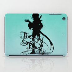 The Goblin King iPad Case