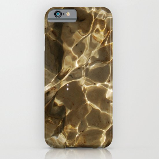 Water texture for iPhone iPhone & iPod Case