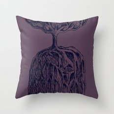 One Tree Planet Throw Pillow
