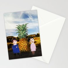 WE FOUND IT Stationery Cards
