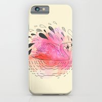 iPhone & iPod Case featuring Swans by Supernova Remnant