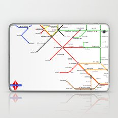 There And Back Again Laptop & iPad Skin