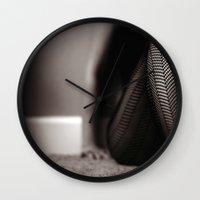 zig zag~ Wall Clock