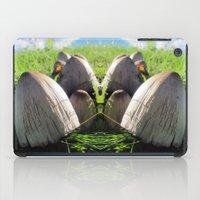 Organic Minaret iPad Case