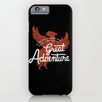 iPhone & iPod Case featuring Great Adventure by WEAREYAWN