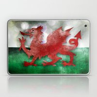 Wales - Cymru Laptop & iPad Skin