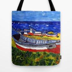Flota de Coquimbo Tote Bag