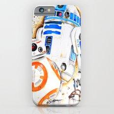 R2d2&BB8 iPhone 6 Slim Case