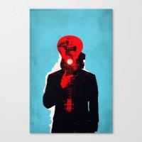 Eddie Vedder Canvas Print