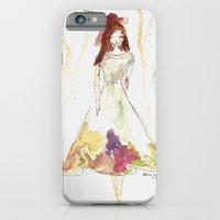Fashion Illustration 2  iPhone 6 Slim Case