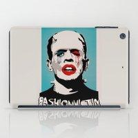 =Boris Karloff=FASHIONVICTIM= iPad Case