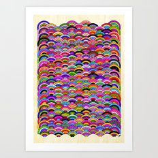A Good Day Art Print