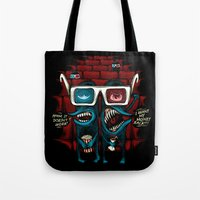 The 3D Fake Tote Bag