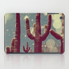 Space Cactus iPad Case