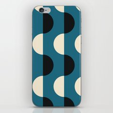 Bold Abstract Colour Blocking iPhone & iPod Skin