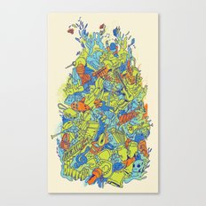 Music--Something For Everyone Canvas Print