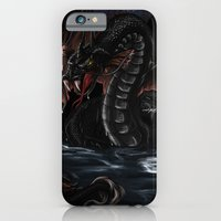 Sea Serpent - Bakunawa iPhone 6 Slim Case