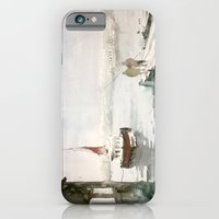 Fishing in Istanbul iPhone 6 Slim Case