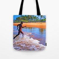 Beautiful Bahia Tote Bag