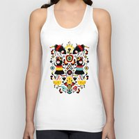 Morning Apple Unisex Tank Top