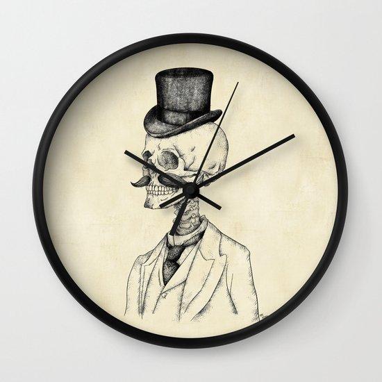 Old Gentleman  Wall Clock