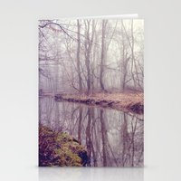 when time stood still Stationery Cards