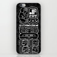 MAYAN GLYPH iPhone & iPod Skin