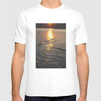 Everything Will be OK Mens Fitted Tee White SMALL