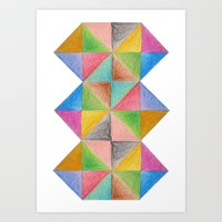 anomaly from {Make It Beautiful} Art Print