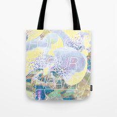 FOLLOW YOUR HEART Tote Bag