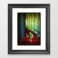 Pixel Art Series 18 : Be… Framed Art Print