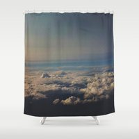 Above I Shower Curtain
