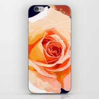 Wild Rose iPhone & iPod Skin
