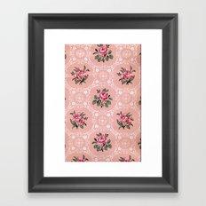 LIKE A FLOWER VIII Framed Art Print