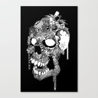 Blight Canvas Print
