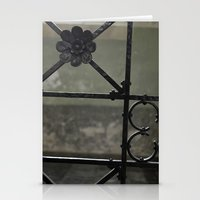 Fence Stationery Cards
