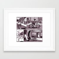 Chester 5000 Page 168 Framed Art Print