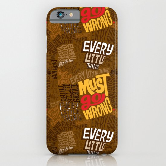 Every Little Thing... iPhone & iPod Case