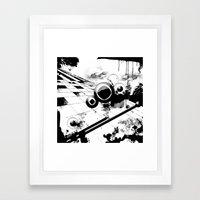 BP. Dreams Series1. Nature Calling_2. Framed Art Print