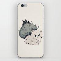 Plant Dude iPhone & iPod Skin