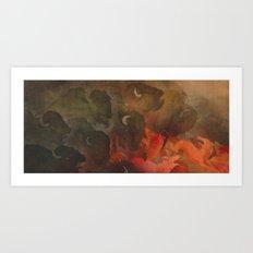 The Massacre Art Print