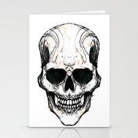 Skully #1 Stationery Cards